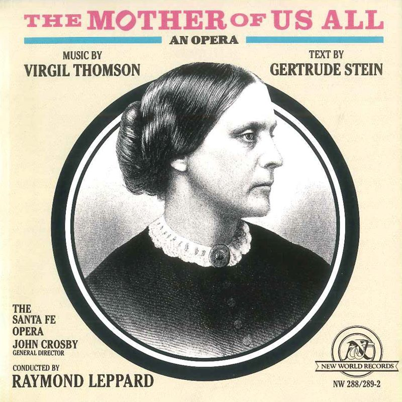 Mother of Us All album cover art