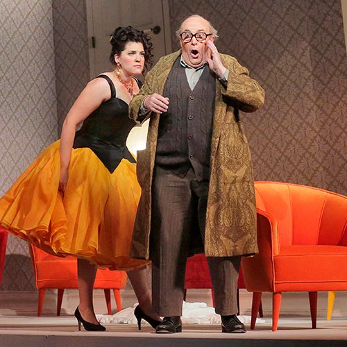 Shelley Jackson in Don Pasquale